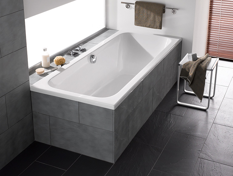 poresta systems: Tablier de baignoire rectangulaire universel Poresta®
